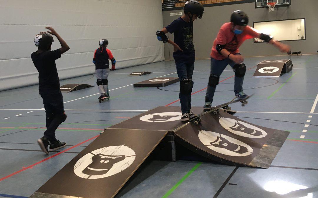 Coole Skater